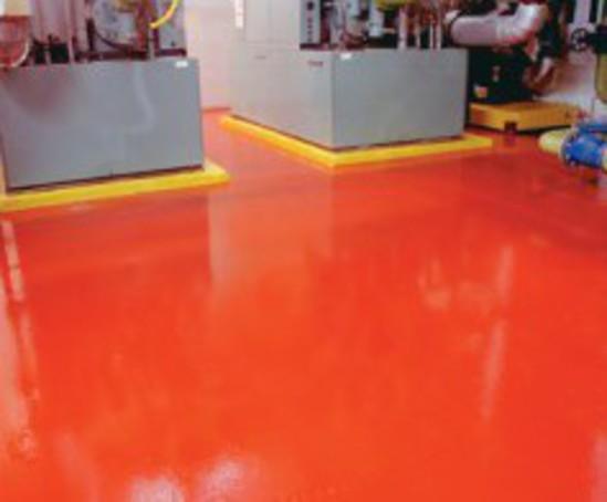 Chemi Coat 174 Acid Strength Epoxy Resin Floor Coating