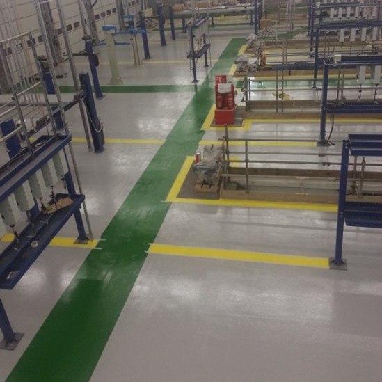 High Build Epoxy Gloss Floor Coating Watco Uk Esi