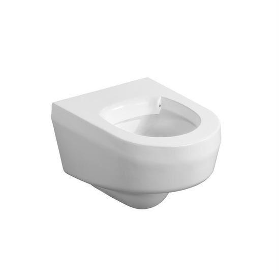 Sentry21 wall-mounted WC, solid surface material