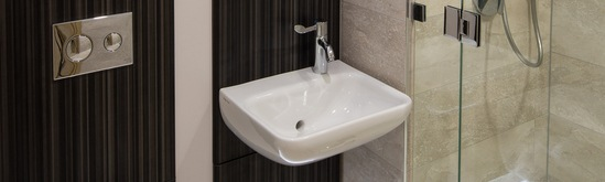 Sanitaryware and brassware products were supplied
