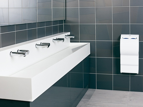 Commercial washroom CPD from Ideal Standard