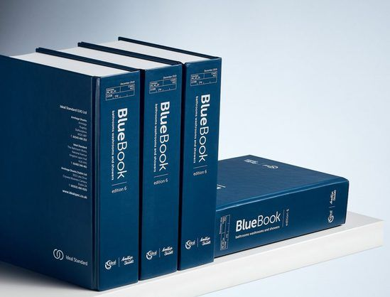 Sixth edition of Ideal Standard's BlueBook available