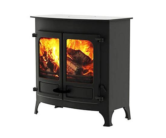 Island IIIB wood-burning boiler stove