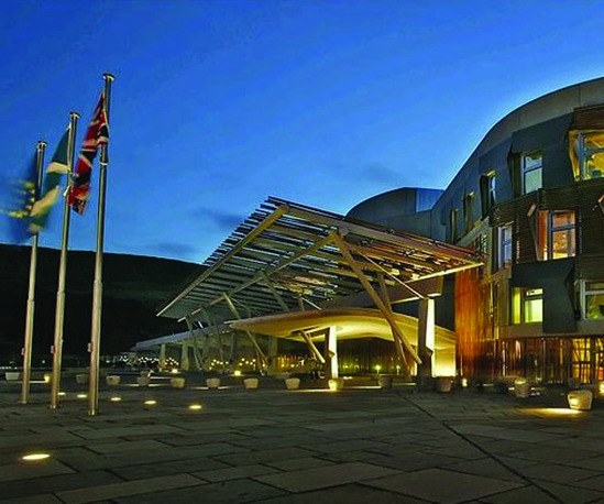 Enviroguard – Scottish Parliament Buildings, Holyrood