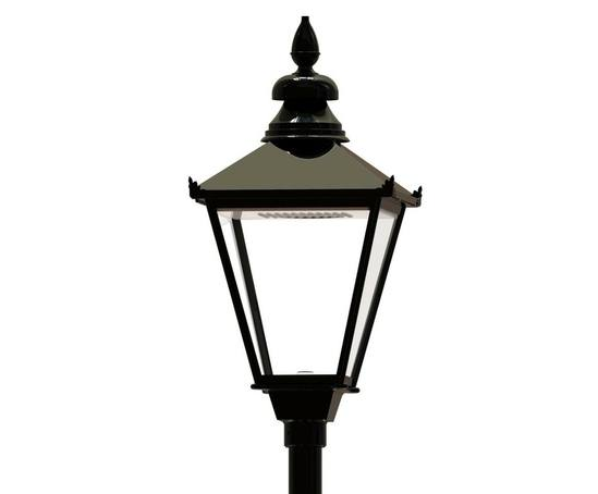 Borough LED street lighting