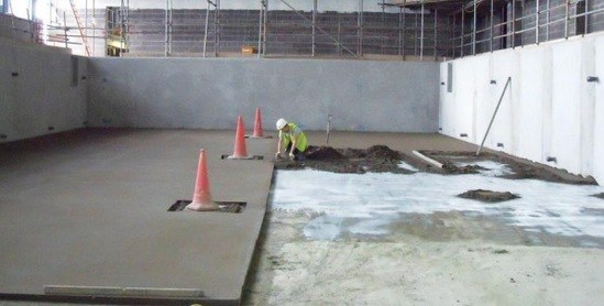 Screed® cement-bound flooring mix