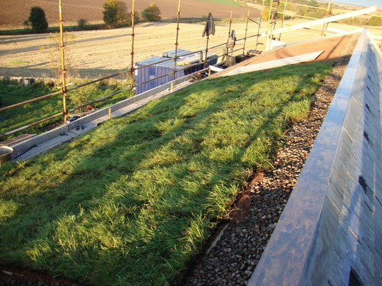 Grassroof GFR/2 green roof system