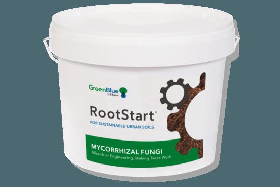 RootStart® mycorrhizal fungi for urban soils