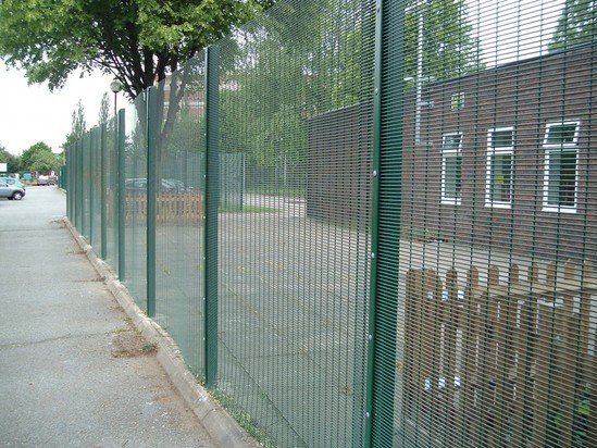 Fortex security mesh fencing iae esi