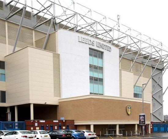 webertherm XM, Leeds United Stadium