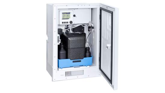 CA80AM ammonium analyser with cooling system