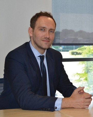 Steven Endress, Managing Director of Endress+Hauser