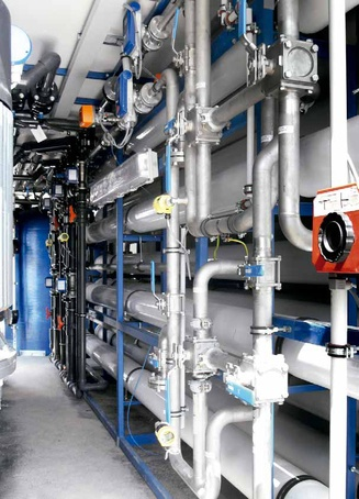 Watercell Containerised Wastewater Treatment With Mbr H