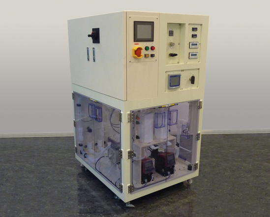 A model NH-2400 San Kan Oh functional water unit