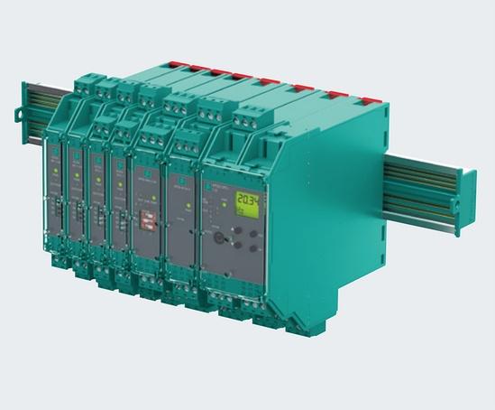 K-System process automation isolators