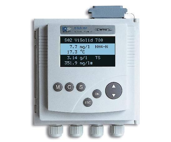 Tetracon 700 Iq Digital Conductivity Sensor Amp Monitor