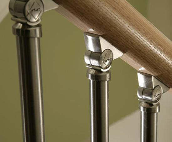 FUSION® Commercial indoor, balustrade detail