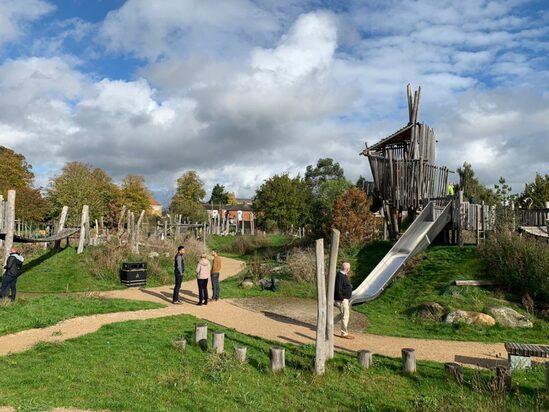 Harwoods Adventurous Playground, Watford