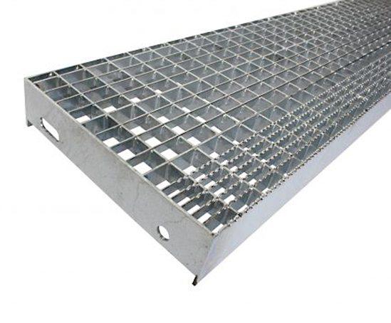 Standard - galvanised carbon steel