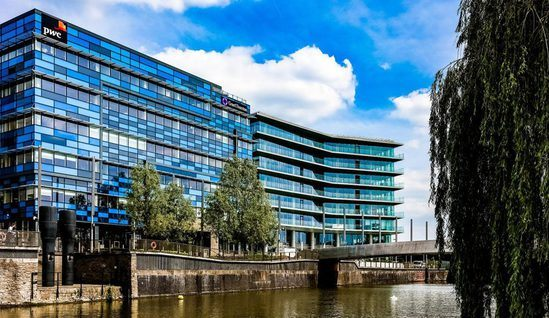 3 Glass Wharf, Bristol offers retail and office space
