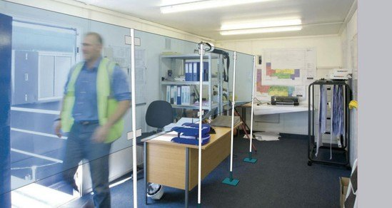 Infection Control screens