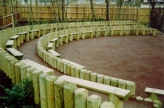 Unilog Pro Machine Round Timbers For Retaining Walls M