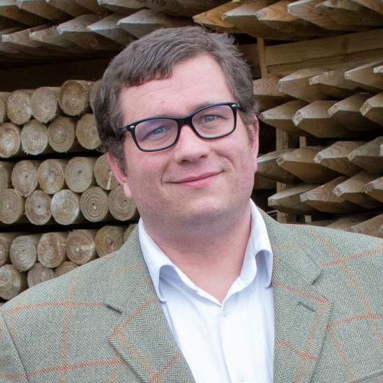 Ben Wyatt, Head of Design and Commercials, M&M Timber