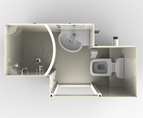 Bristol En Suite Bathroom Pod Taplanes Esi Building Design