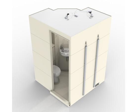 Iona En Suite Bathroom Pod Taplanes Esi Building Design