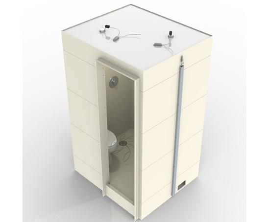. Jura en suite bathroom pod   Taplanes   ESI Building Design