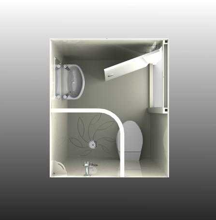 Jura en suite bathroom pod