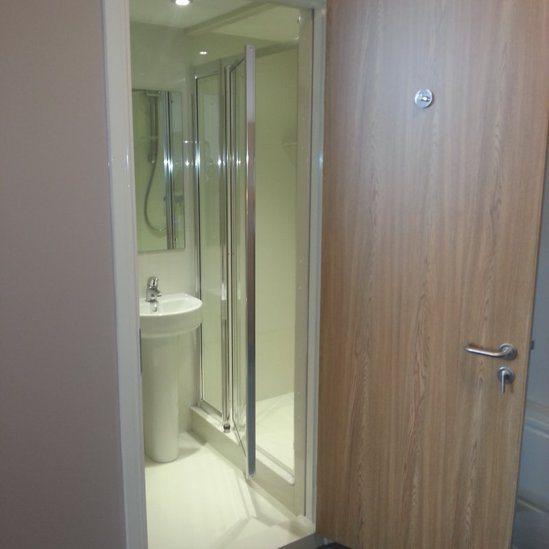 Bathroom Pods For Student Accommodation Refurbishment