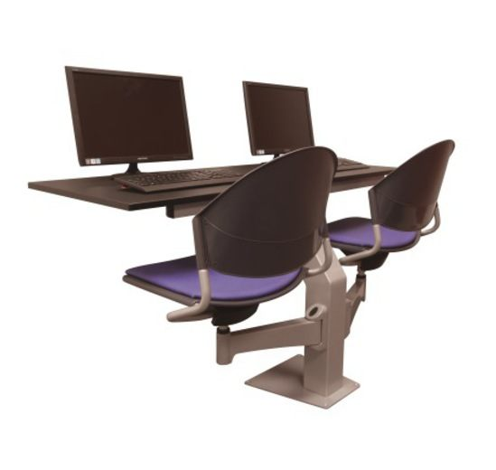 Erga chair in I.T /  Corridor application