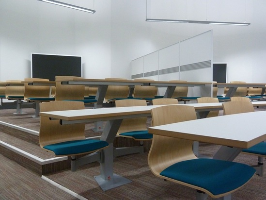 Flagship interactive lecture theatre installed