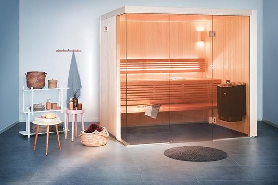 Harmony sauna cabin