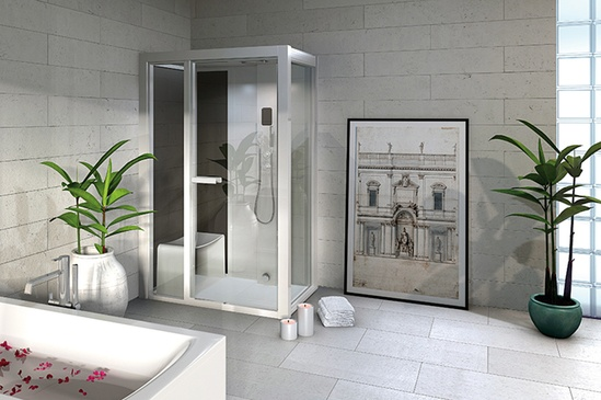 Impressions i170 steam shower