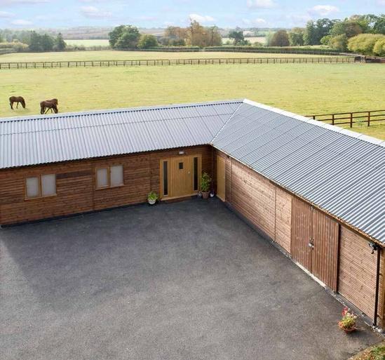 Cembrit B5 Corrugated Fibre Cement Roof Cladding Sheets