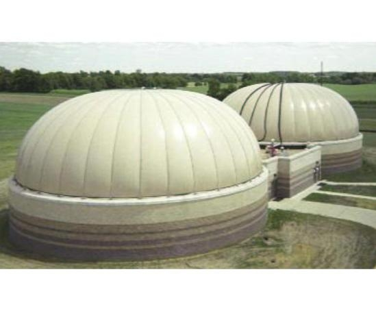 Dystor® gas holder systems