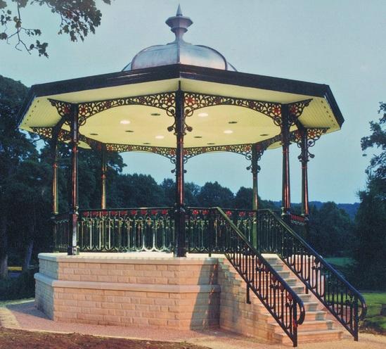 Bandstands & Gazebos - New build and Restorations!
