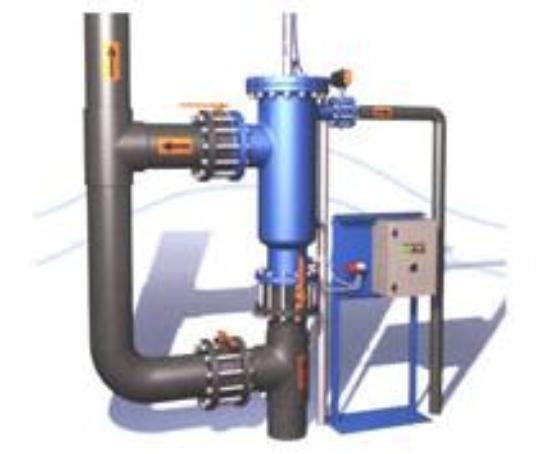 Self-cleaning filters | PlastOk Group | ESI Enviropro