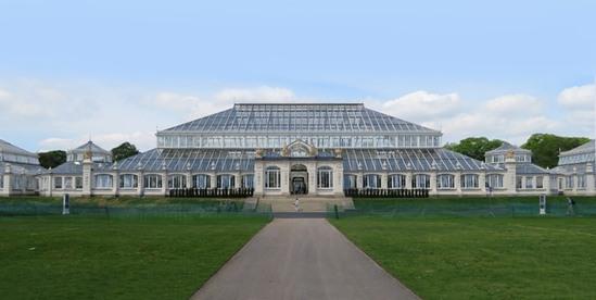 verEdge®> Project>Titan steel edging for Royal Botanic
