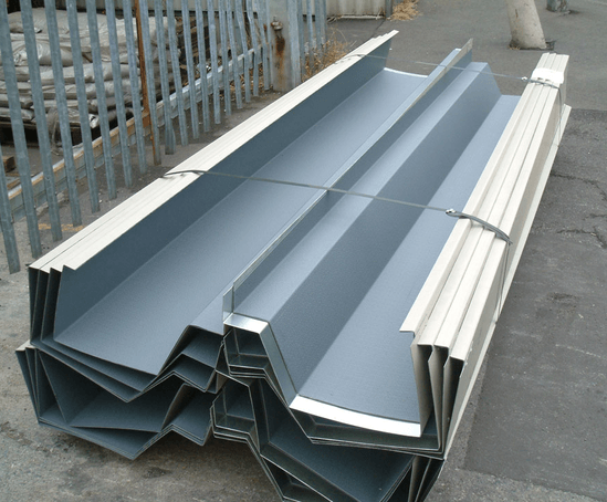 The new Raintite® composite gutter system