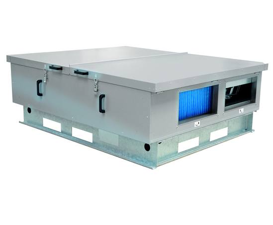 HR95 compact PHE heat recover and ventilation system