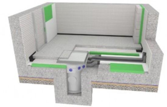 tanking membranes versus cavity drain membranes newton waterproofing