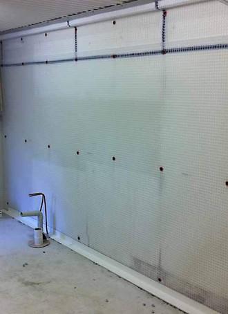 basement waterproofing residential property queensland newton