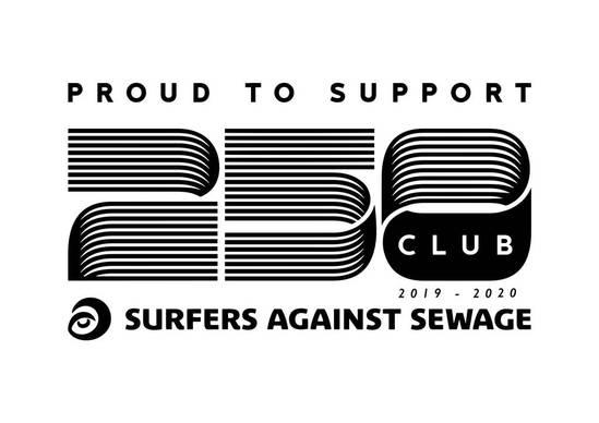 Surfers Against Sewage 250 Club