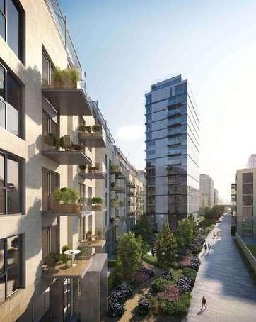 Prestigious Lillie Square development, London