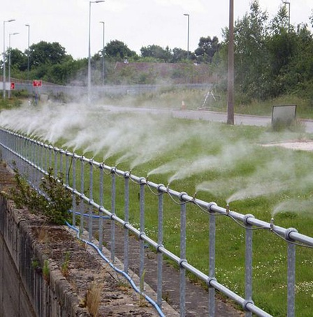 OdourScreen finstalled for water utility company