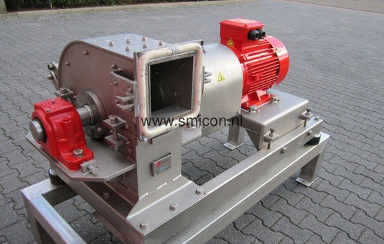 SMIMO grinder pump from MSE Hiller