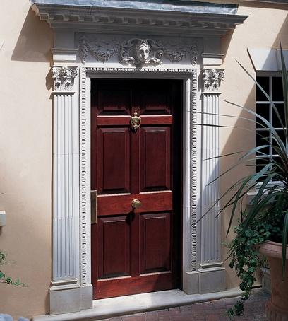 Haddonstone Cast Stone Door Surrounds Haddonstone Esi